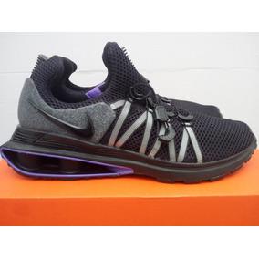 Black) 100% Originales Sb Tenis Nike Shox Nz Running (white - Tenis ... b86f50470e592