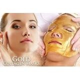 Mascara De Colageno Oro Acido Hialuronico Y Vitaminas