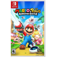Mario + Rabbids Kingdom Battle - Nsw Fisico Nuevo & Sellado