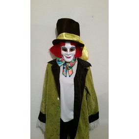 Disfraz Sombrerero Loco Alicia En El Pais De Las Maravillas