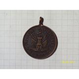 Medalla Cordoba Escuelas Municipales Premio Al Merito 9,6 Gr
