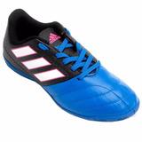 Chuteira Futsal adidas Ace 17.4 Infantil Bb5584 Orig.+n.f