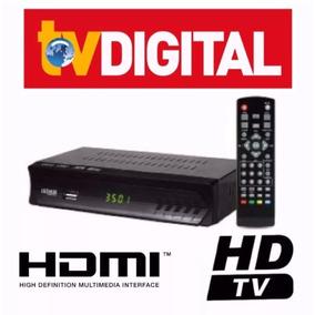 Conversor De Sinal Analógico Para Digital Gravador Tv Hd