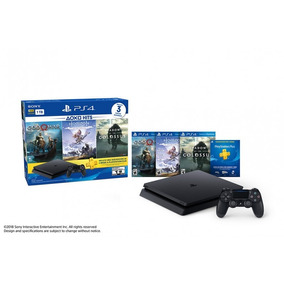 Playstation Ps4 Slim 1tb Hits Bundle 4
