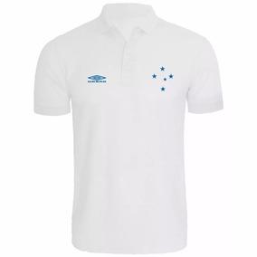 Camiseta Polo Masculina Ou Feminina Cruzeiro Futebol 692ac9d08325c