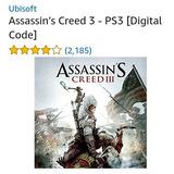Assassins Creed 3 Para Ps3 (digital)