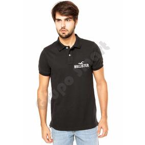 Camiseta Camisa Polo Hollister - Pronta Entrega, A Melhor