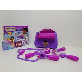 Kit Maleta E Acessórios Doutora Brinquedos Lançamento Nova !