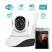 Pack 4 X Cámara Ip Hd Wifi Motorizada Micro Sd Vision Noctur