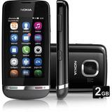 5 Película Plástico Celular Microsoft Nokia Asha 310 N310