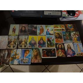 Coleção De Calendários De Bolso - Itens Religiosos