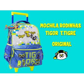 91c031ec1 Mochilas Escolares Da Tigor Escolar - Mochilas no Mercado Livre Brasil