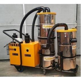 Aspiradora Industrial Turbo 8000 P/ Aceites Y Líq. Viscosos