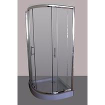 Box Para Banheiro Com Bandeja De Fibra S13190