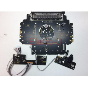 Placa Frontal Display Painel Som Sony Hcd-gtr888 Mhc-gtr888