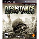 Resistance Ps3 Nuevo! Fisico!
