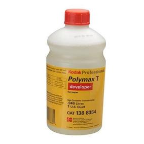 Kodak Polymax T Black & White Paper Developer, Liquid, 1 Qua