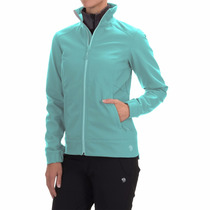 Campera Running Crossfit Mountain Hardwear Solamere Softshel