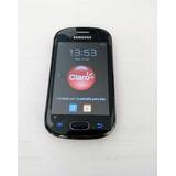 Samsung Galaxi Fame De Claro Incluye 2 Baterias Y Funda