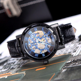 Reloj Skeleton Mecánico De Cuerda Envíogratis Varios Modelos
