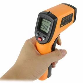 Aparelho Para Medir Temperatura Automotivo Thermolaser