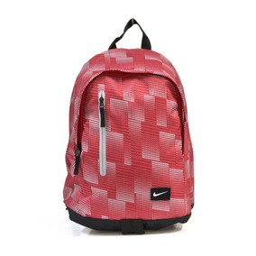 Mochila Nike Abstract Ba4856-657 - Vermelho/preto