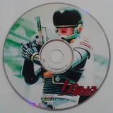 Lady Cop A Maquina Da Vingança Sentai Dvd Filme Japones