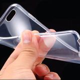 Capa Capinha Iphone 6 6s Transparente Tpu