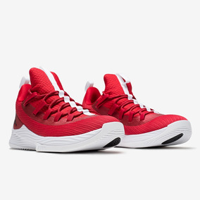 Tenis Nike Air Jordan Ultra Fly 2 Low Ah8110-601 Originales