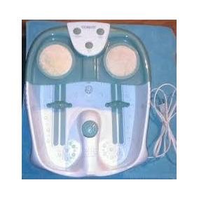Bañera De Pedicure Conair Hidromasaje Con Vibración Y Calor