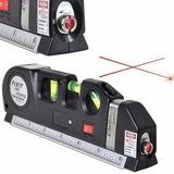 Nível Laser Esquadro Com Trena Magnetico Profissional Prumo