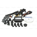 Kit Sensor Estacionamento Tras Gol/fox/voyage Ref 5z0054752