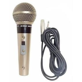 Microfone Le Son Sm58 Original - Pronta Entrega