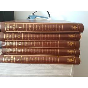 Gênios Da Pintura 1968, 5 Livros Coleção