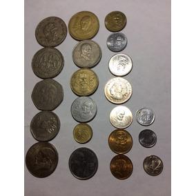 21 Monedas Mexicanas Antiguas