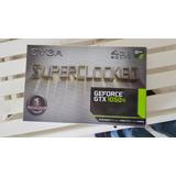 Tarjeta De Video Evga Nvidia Geforce Gtx 1050ti Sc 4gb