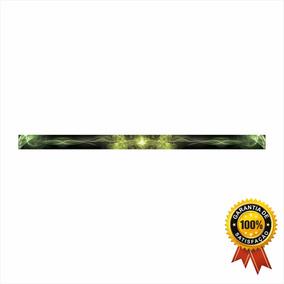 Faixa/adesivo Para-brisa Caminhão Flame Verde