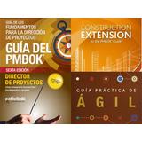 Pmbok 6ta Edicion + Todos Los 4 Español