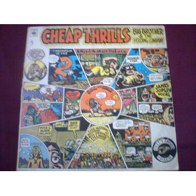 Big Brother And The Holding Company : Cheap Thrills