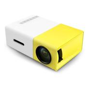 Mini Proyector Led Portatil Hdmi Vga Usb Sd 600lm   Ml2953