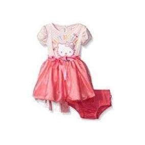 Vestido De Hello Kitty Nuevo De Bebe