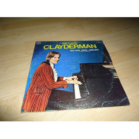 Lp Richard Clayderman Balada Para Adelina Acetato Vinyl
