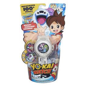 Yo Kai Watch Yokai Reloj Interactivo Ingles
