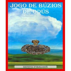 Ebos Candomble Livro Jogo De Búzios De Odús Umbanda Magia