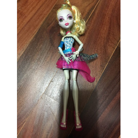 Boneca Monster High - Laguna - Usada