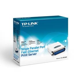 Tp-link Print Server Tl-ps110p Paralela Fast Ethernet
