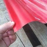 Laminas De Acerolit Rojo Nuevas