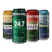 Pack Patagonia Mix X 24 Latas 473ml - Tomate Algo® -