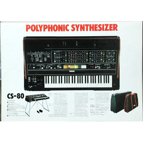 Yamaha Cs-80 Samples De Sonido Para Kontakt Nki