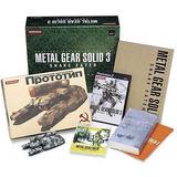 Metal Gear Solid 3 Snake Eater Paquete Premium Importación